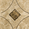 Emser 3-in x 3-in San Carlo Natural Marble Floor Tile