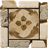 Emser 4-in x 4-in Arena Natural Travertine Floor Tile