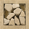 Emser 3-in x 3-in Campania Natural Travertine Floor Tile