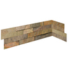 Emser 27-in x 6-in Golden Sand Natural Slate Wall Tile