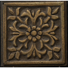 Emser 4-in x 4-in Renaissance Bronze Metal Square Accent Tile