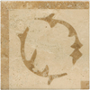 Emser 4-in x 4-in Waterjet Natural Travertine Floor Tile