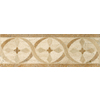 Emser 12-in x 4-in Waterjet Natural Travertine Floor Tile