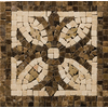 Emser 4-in x 4-in Thermae Natural Marble Floor Tile