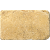 Emser 6-in x 3-in Vino Tumbled Natural Travertine Wall and Floor Tile