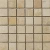 Emser 12-in x 12-in Vino Tumbled Natural Travertine Floor Tile