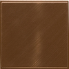 Emser 4-in x 4-in Plaza Bronze Metal Square Accent Tile