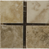 Emser 2-in x 2-in Rainier Multicolor Ceramic Listello Tile