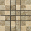 Emser Lucerne Mosaic Blend Uniform Squares Mosaic Porcelain Floor Tile (Common: 13-in x 13-in; Actual: 13-in x 13-in)
