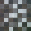 Emser Cosmopolitan Blend Glazed Porcelain Mosaic Square Indoor/Outdoor Wall Tile (Common: 12-in x 12-in; Actual: 13-in x 13-in)