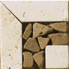 Emser 3-in x 3-in Cagliar Natural Travertine Floor Tile