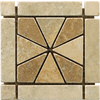 Emser 4-in x 4-in Dolcetto Natural Travertine Floor Tile