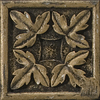 Emser 2-in x 2-in Camelot Arthur Bronze Metal Square Accent Tile