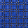 Emser 12-in x 12-in Lucente Azul Royale Glass Wall Tile