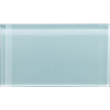 Emser 3-in x 6-in Lucente Ciello Glass Wall Tile