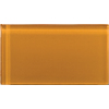 Emser 3-in x 6-in Lucente Empire Gold Glass Wall Tile