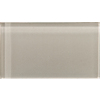 Emser 3-in x 6-in Lucente Morning Fog Glass Wall Tile