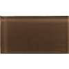 Emser 3-in x 6-in Lucente Mulberry Glass Wall Tile