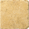 Emser 4-in x 4-in Vino Tumbled Natural Travertine Wall and Floor Tile