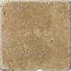 Emser 6-in x 6-in Vino Tumbled Natural Travertine Wall and Floor Tile