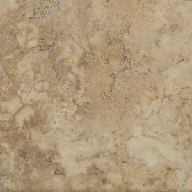 Emser Timeless Beauty Glazed/Warm Browns Glazed Porcelain Floor Tile (Common: 12-in x 12-in; Actual: 12-in x 12-in)