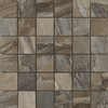 Emser Eurasia 9-Pack Mosaic Blend Uniform Squares Mosaic Porcelain Floor Tile (Common: 13-in x 13-in; Actual: 13.1-in x 13.1-in)
