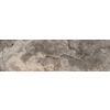 Emser Homestead Gray Glazed Porcelain Indoor/Outdoor Bullnose Tile (Common: 3-in x 13-in; Actual: 2.95-in x 12.99-in)