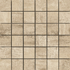 Emser 10-Pack Barcelona Uniform Squares Mosaic Porcelain Floor and Wall Tile (Common: 13-in x 13-in; Actual: 12.99-in x 12.99-in)