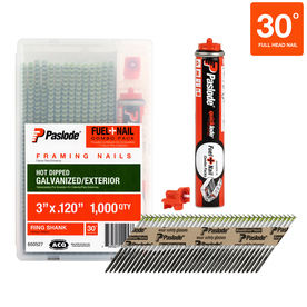 Paslode 1000-Count 3-in Framing Pneumatic Nails