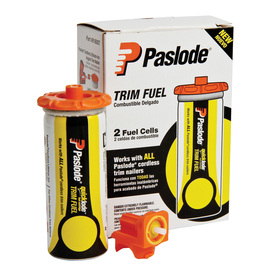 Paslode 2-Pack Short Yellow Trim Fuel