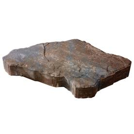 Sand Tan Canyon Concrete Patio Stone (Common: 12-in x 18-in; Actual: 12-in x 18.3-in)