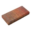 Heritage Rectangle Concrete Paver (Common: 4-in x 8-in; Actual: 3.8-in x 7.7-in)