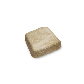 Sand Tan Country Manor Concrete Retaining Wall Cap (Common: 12-in x 3-in; Actual: 12-in x 3-in)