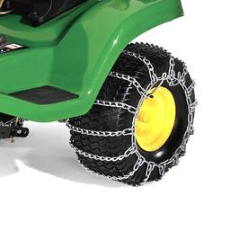 John Deere 2-Pack 22-in x 9-1/2-in x 12-in Tire Chains