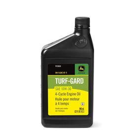 John Deere 32-oz 4-Cycle 10W-30 Conventional Engine Oil