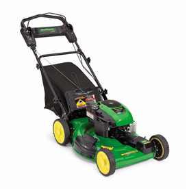 John Deere 7.0 ft-lbs 22-in Self-Propelled Gas Push Lawn Mower