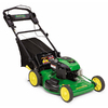 John Deere 190cc 22-in Self-Propelled Rear Wheel Drive 3-in-1 Gas Push Lawn Mower with Briggs & Stratton Engine and Mulching Capability