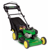 John Deere 190cc 22-in Key Start Self-Propelled Rear Wheel Drive 3-in-1 Gas Push Lawn Mower with Briggs & Stratton Engine and Mulching Capability