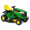 John Deere D130 22 HP V-Twin Hydrostatic 42-in Riding Lawn Mower with Briggs & Stratton Engine
