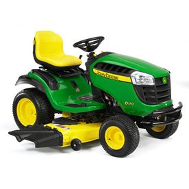 John Deere D170 26 HP V-Twin Hydrostatic 54-in Riding Lawn Mower with Briggs &amp; Stratton Engine (CARB)