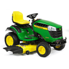 John Deere D170 26 HP V-Twin Hydrostatic 54-in Riding Lawn Mower with Briggs & Stratton Engine (CARB)
