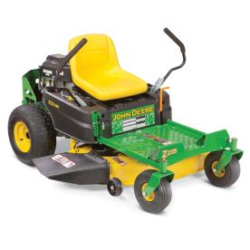 John Deere EZtrak 20-HP V-Twin Dual Hydrostatic 42-in Zero-Turn Lawn Mower with Briggs & Stratton Engine