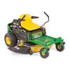 John Deere EZtrak 22-HP V-Twin Dual Hydrostatic 48-in Zero-Turn Lawn Mower
