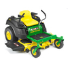John Deere Eztrak 22 HP V-Twin Dual Hydrostatic 54-in Zero-Turn Lawn Mower with Briggs & Stratton Engine