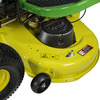 John Deere D110 19-HP Hydrostatic 42-in Riding Lawn Mower