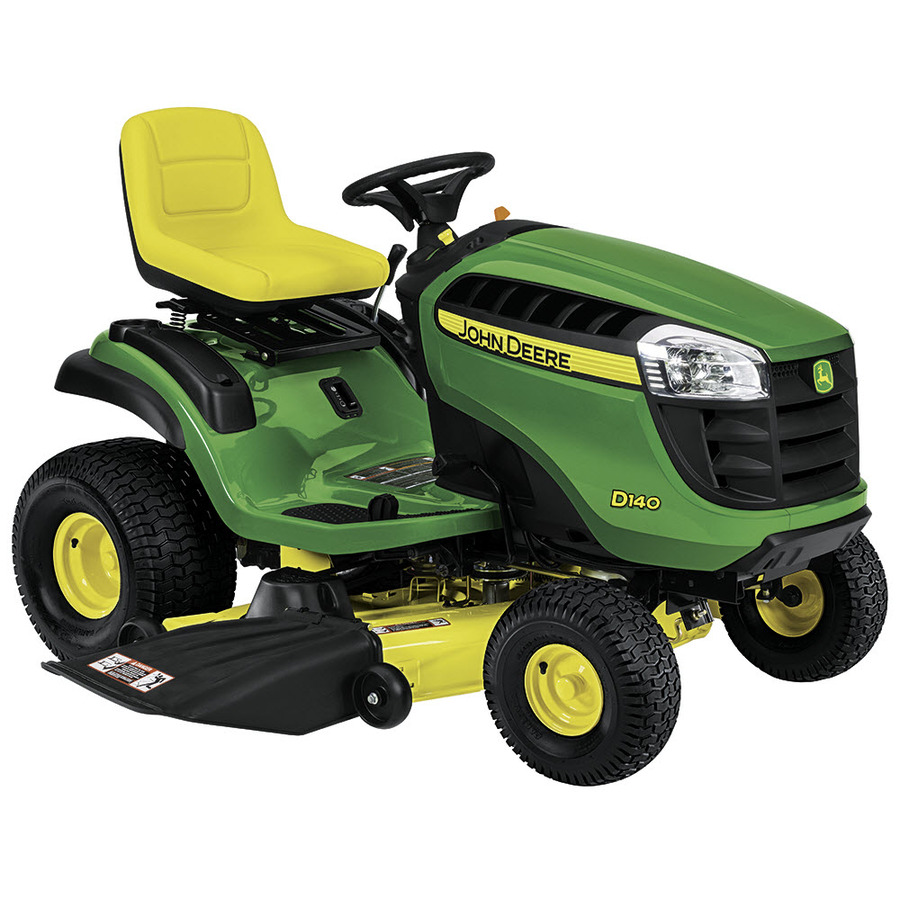For John Deere updated the D series and they are now called the E They have made many of the improvements owners have suggested over the years. You can read about the new models here: John Deere E Series Lawn Tractor Review It's been a long time since I've written an article about the John Deere mowers at all so it's time to give you a thorough update.