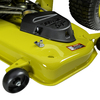 John Deere D170 Carb 25-HP V-Twin Hydrostatic 54-in Riding Lawn Mower (CARB)