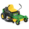 John Deere Z235 20-Hp V-Twin Dual Hydrostatic 42-in Zero-Turn Lawn Mower with Briggs & Stratton Engine