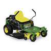 John Deere EZtrak 20-HP V-Twin Dual Hydrostatic 42-in Zero-Turn Lawn Mower