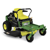 John Deere EZtrak 22-HP V-Twin Dual Hydrostatic 48-in Zero-Turn Lawn Mower (CARB)